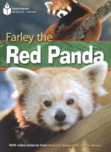 Farley the Red Panda + Book with: Rob Waring