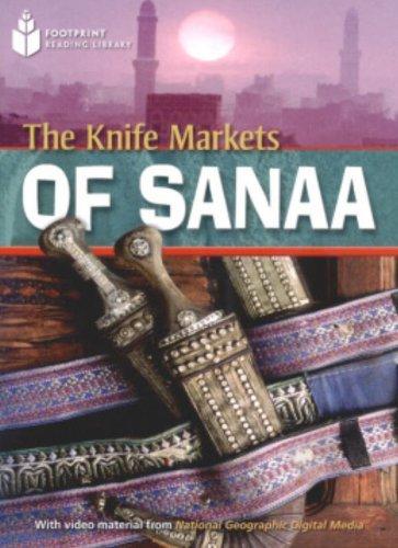9781424011629: The Knife Markets of Sanaa (Footprint Reading Library)