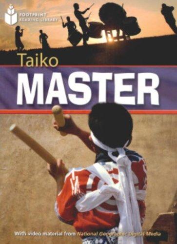 Taiko Master (Footprint Reading Library): Rob Waring