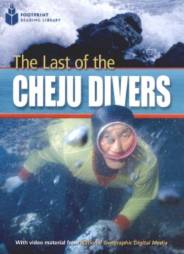 9781424011650: Footprint Reading Library - The Last of the Cheju Divers (Book without DVD)