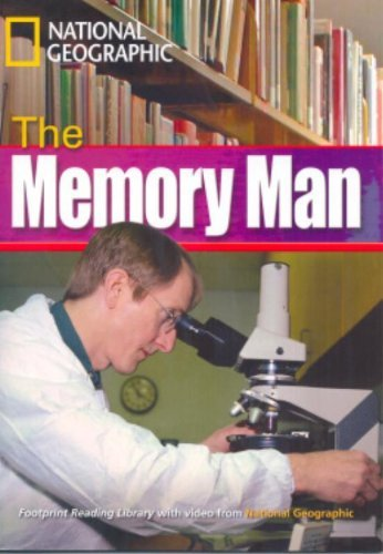 9781424011704: The Memory Man: Footprint Reading Library 1000: A2