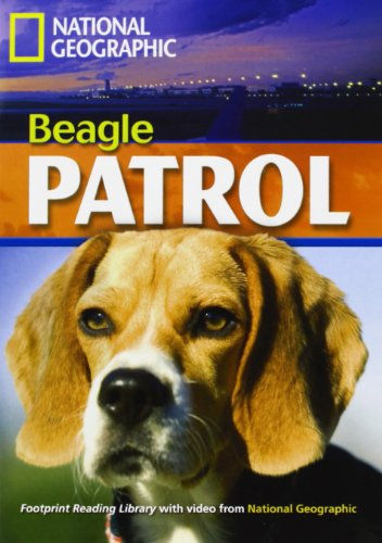 9781424011995: Beagle Patrol (Footprint Reading Library)