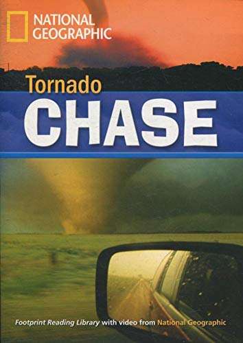 9781424012084: Tornado Chase + Book with Multi-ROM: Footprint Reading Library 1900