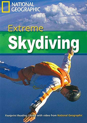 9781424012145: Extreme Sky Diving (Footprint Reading Library)