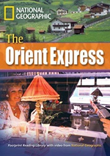 9781424012305: The Orient Express + Book with Multi-ROM: Footprint Reading Library 3000