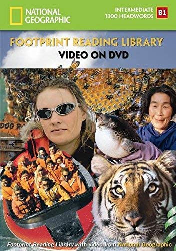 9781424012558: Footprint Reading Library 1300