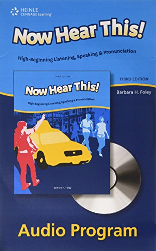 9781424016143: Now Hear This!: Audio CDs