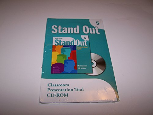 9781424017898: Stand Out 5 Presentation CD