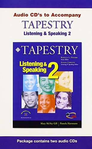 9781424018154: Tapestry Listening & Speaking 2