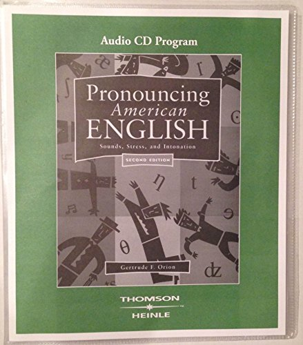 9781424018222: Pronouncing American English: Audio CDs (10)