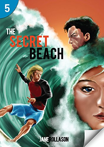 9781424018420: The Secret Beach: Page Turners 5 (Page Turners, Level 5)