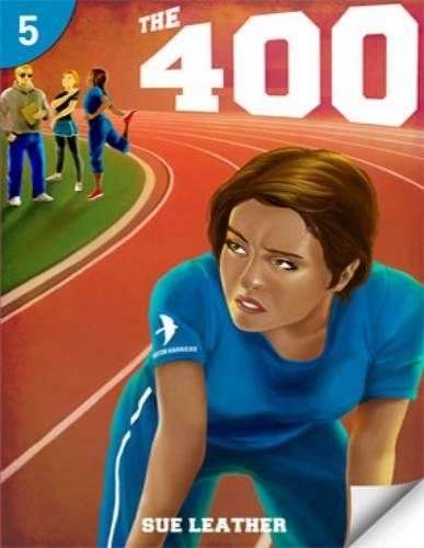 The 400: Page Turners 5 (Page Turners Reading Library: Level 5): Leather, Sue