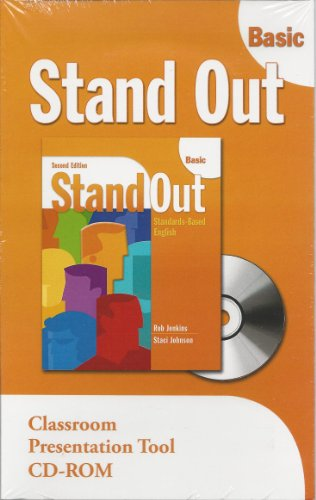9781424018536: Stand Out Basic Classroom Presentation Tool