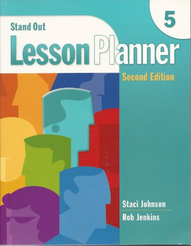 9781424019373: Stand Out 5 Lesson Planner, 2nd Edition