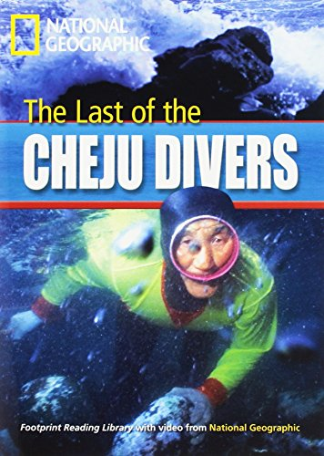 9781424021246: The Last of the Cheju Divers + Book with Multi-ROM: Footprint Reading Library 1000
