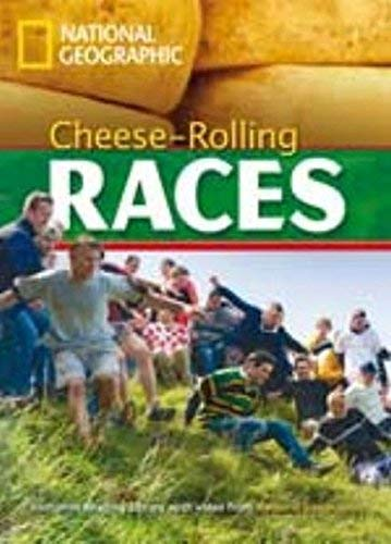 Cheese Rolling Races: Waring, Rob