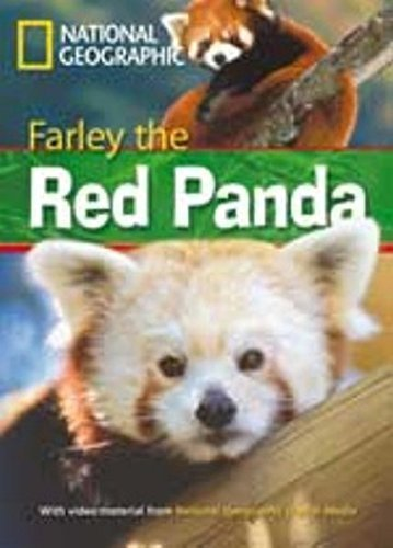 Farley the Red Panda (Footprint Reading Library: Rob Waring,National Geographic