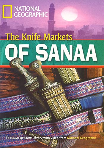 9781424021567: The Knife Markets of Sanaa + Book with Multi-ROM: Footprint Reading Library 1000