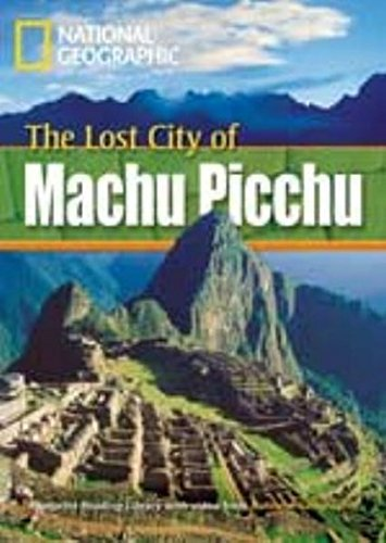 The Lost City of Machu Picchu (Footprint Reading Library Pre-Intermediate: 800 Headwords): Waring, ...