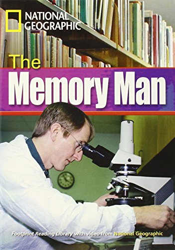 9781424021628: The Memory Man + Book with Multi-ROM: Footprint Reading Library 1000 (Pt. 001)