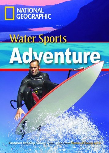 9781424021703: Water sports adventure. Footprint reading library. 1000 headwords. Level A2. Con Multi-ROM. Con DVD-ROM