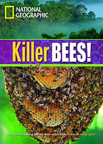 9781424021901: Killer Bees!: Level 3 (Footprint Reading Library 1300)