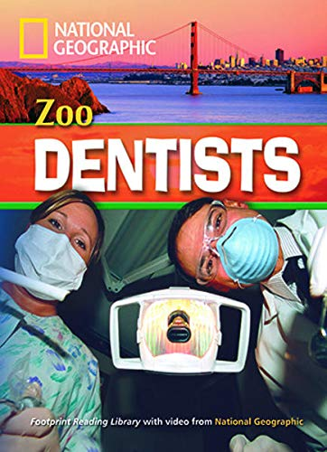 9781424022083: Zoo dentists. Footprint reading library. 1600 headwords. Level B1. Con Multi-ROM. Con DVD-ROM