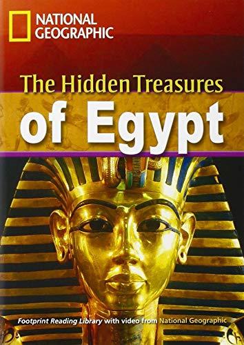 9781424022151 The Hidden Treasures Of Egypt Footprint Reading Library Abebooks 1424022150