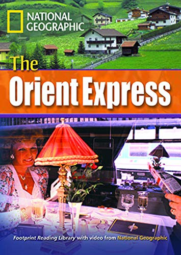 9781424022359: Orient Express. Footprint reading library. 3000 headwords. Level C1. Con DVD-ROM
