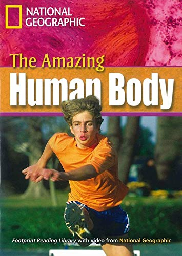 9781424022403: Human body. Footprint reading library. 2600 headwords. Level C1. Con DVD-ROM (Footprint Reading Library 3000)