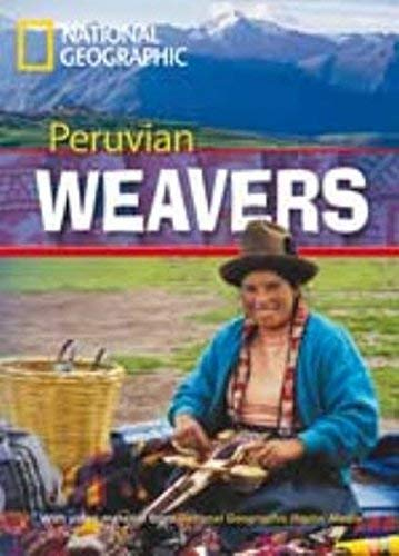 9781424022472: Peruvian Weavers + Book with Multi-ROM: Footprint Reading Library 1000