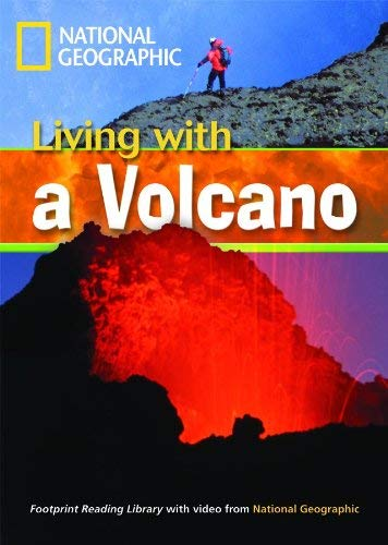 9781424022786: Living with a Volcano + Book with Multi-ROM: Footprint Reading Library 1300