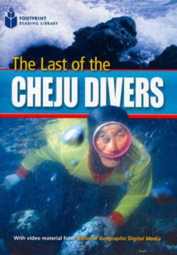 9781424022977: The Last of the Cheju Divers + Book with Multi-ROM: Footprint Reading Library 1000