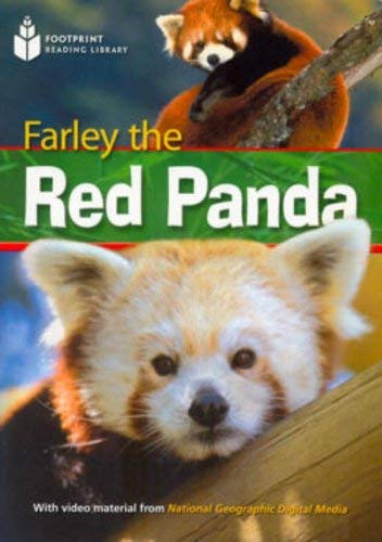Farley the Red Panda + Book with: Rob Waring, National