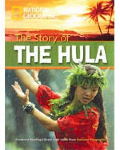 9781424023110: The Story of the Hula + Book with Multi-ROM: Footprint Reading Library 800