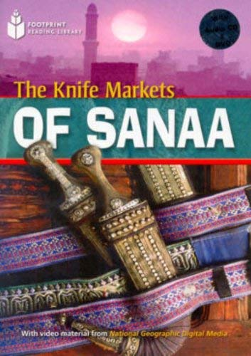 9781424023127: The Knife Markets of Sanaa + Book with Multi-ROM: Footprint Reading Library 1000