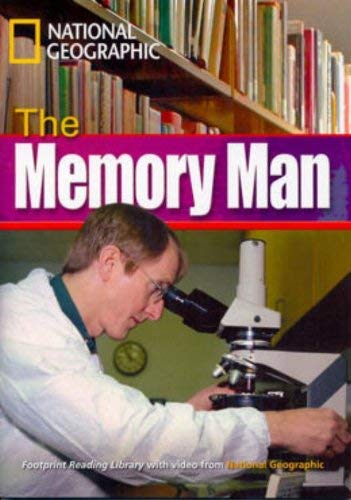9781424023141: The Memory Man + Book with Multi-ROM: Footprint Reading Library 1000