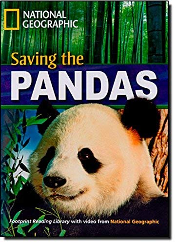9781424023486: Saving the Pandas + Book with Multi-ROM: Footprint Reading Library 1600