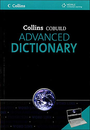 9781424027514: Advanced Dictionary (Collins Cobuild) with CD-Rom