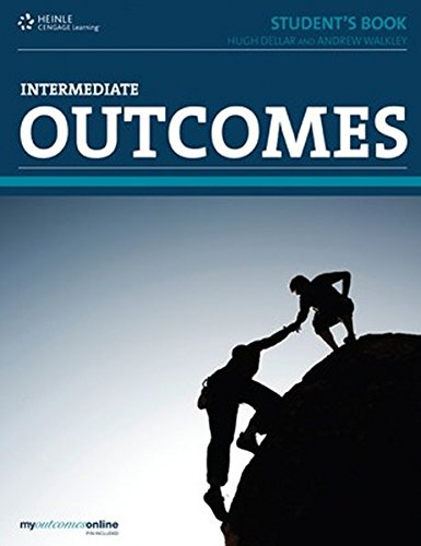 9781424027965: Outcomes Intermediate: Real English for the Real World (Outcomes: Real English for the Real World)