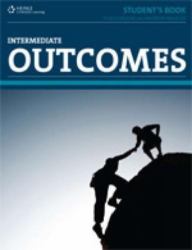 9781424027972: Outcomes Intermediate Workbook