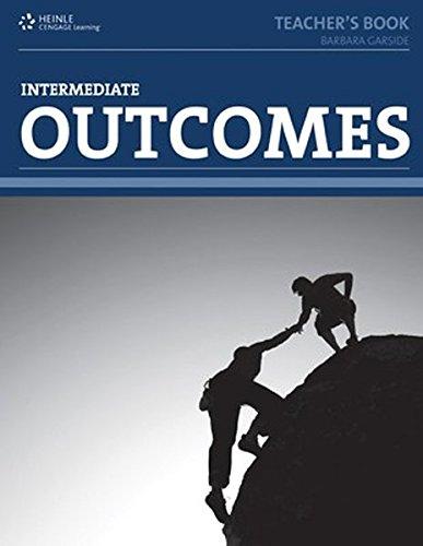 9781424028016: Outcomes (1st ed) - Intermediate - Teacher Book
