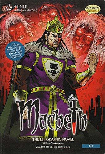 9781424028702: Macbeth (British English): Classic Graphic Novel Collection (Classical Comics)