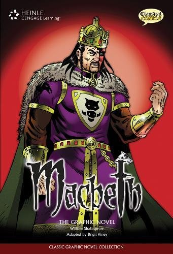 9781424028733: Macbeth: Classic Graphic Novel Collection