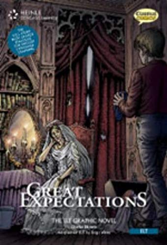 9781424028795: Great expectations. Classical comics readers. Booklet. Con CD Audio