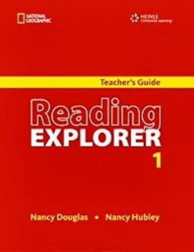 9781424028894: Reading Explorer 1 Teachers Book