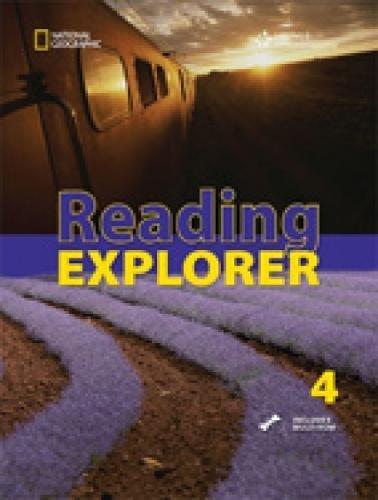 9781424029365: Heinle/NG Reading Explorer 4 Student Book