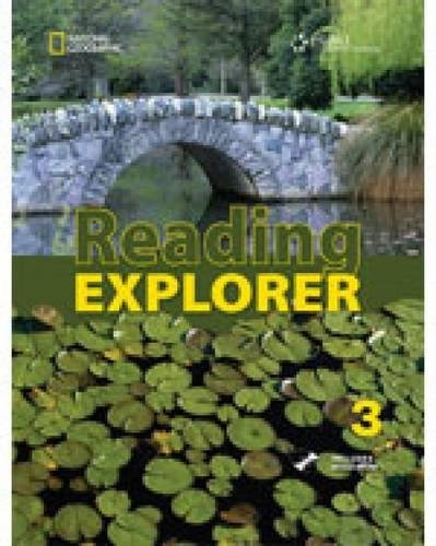 9781424029389: Reading Explorer 3 with Student CD-ROM: Explore Your World