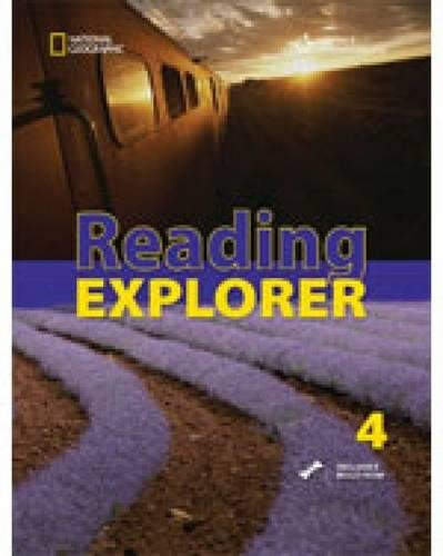 9781424029396: Reading Explorer 4 with Student CD-ROM