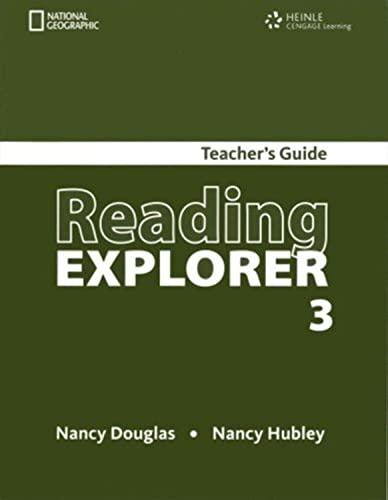 Reading Explorer 3 - Teacher Guide (Paperback)